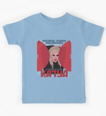 Katya Zamolodchikova - dein Vater nennt mich einfach Katja Kinder T-Shirt