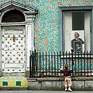Middle Abbey Street, Dublin by Esther  Moliné