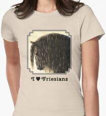 Friesland Nobility Womens Fitted T-Shirt