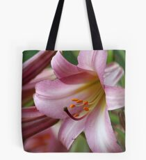 Colors of the Lily Bloom Tote Bag