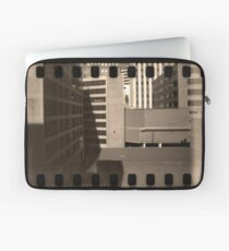 Buildings from the carpark Laptop Sleeve
