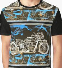 Motorbike Zen Graphic T-Shirt