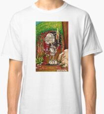 Geeky Robo Adventure (Inktober) Classic T-Shirt