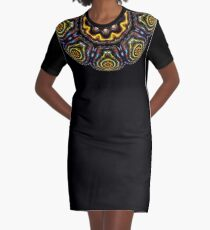 Out of Africa Graphic T-Shirt Dress
