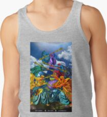 5 of Wands Tank Top