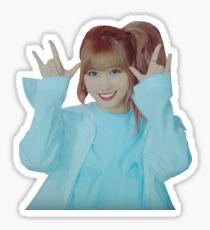 "MOMO (TWICE) NICO NICO NI ""TT"" STICKER Sticker"