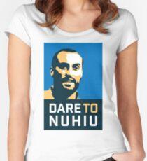 Dare To Nuhiu Women's Fitted Scoop T-Shirt