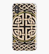 Inktober Celtic Knots iPhone Case/Skin