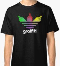 Graffiti Spray Can Art Classic T-Shirt