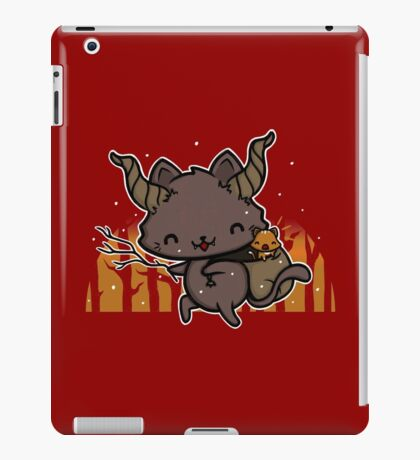 Kram Puss iPad Case/Skin