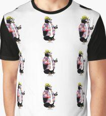 Party Penguin Graphic T-Shirt