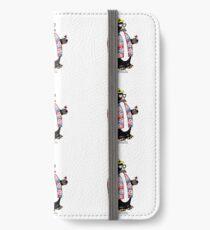 Party Penguin iPhone Wallet/Case/Skin