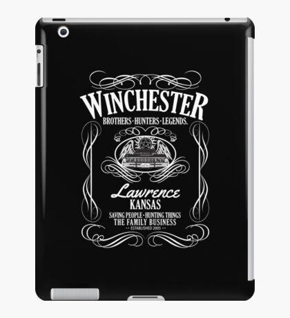 Winchester - American Legends iPad Case/Skin
