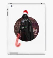 Vader Christmas iPad Case/Skin