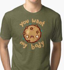 Kinky Cookie Tri-blend T-Shirt