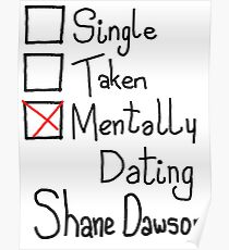 Mentally Dating Shane Dawson Poster