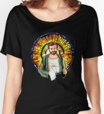 In Chuck we Trust Women's Relaxed Fit T-Shirt