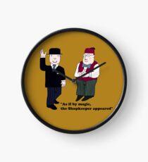 Mr Benn and the Shopkeeper Clock