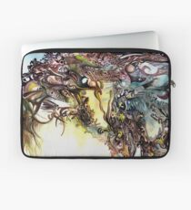 Fall of the Five Fractal Deities Laptop Sleeve