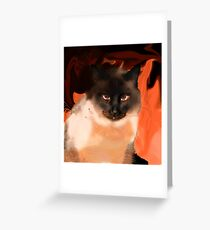 I LOVE YOUR EVERY COLOR Greeting Card