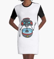 Gortys from Tales from the Borderlands Graphic T-Shirt Dress