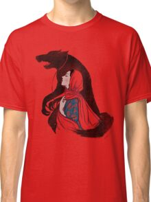 Taming of the wolf Classic T-Shirt