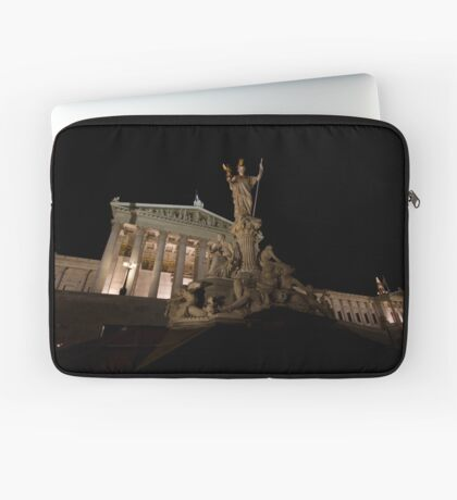 The Seat of Power Laptop Sleeve