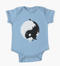 When Willy meets Moby One Piece - Short Sleeve