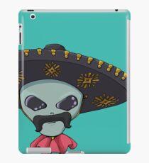 Alien Mariachi iPad Case/Skin