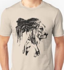 The Lion Man Unisex T-Shirt