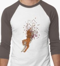 Gone with the wind Men's Baseball ¾ T-Shirt