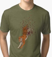 Gone with the wind Tri-blend T-Shirt