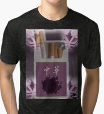 Gastly Cigs Tri-blend T-Shirt