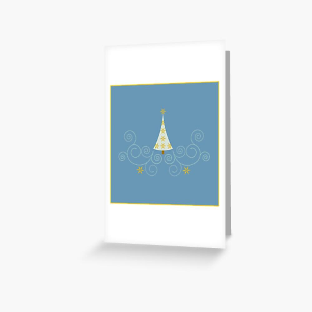 Holiday Greetings! Greeting Card