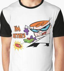 Dexter's Laboratory Graphic T-Shirt