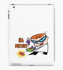 Dexter's Laboratory iPad Case/Skin