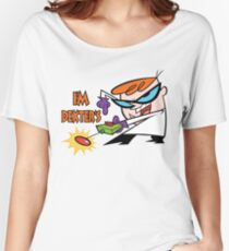 Dexter's Laboratory Women's Relaxed Fit T-Shirt