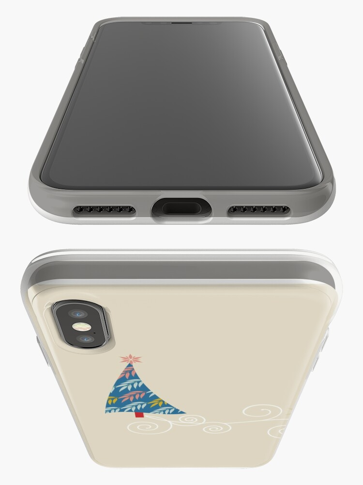 Alternate view of Happy Holidays! iPhone Case & Cover