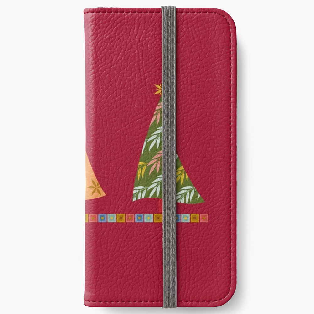 Merry Christmas! iPhone Wallet