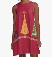 Merry Christmas! A-Line Dress