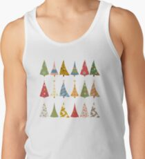 Christmas Trees Tank Top