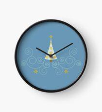 Holiday Greetings! Clock