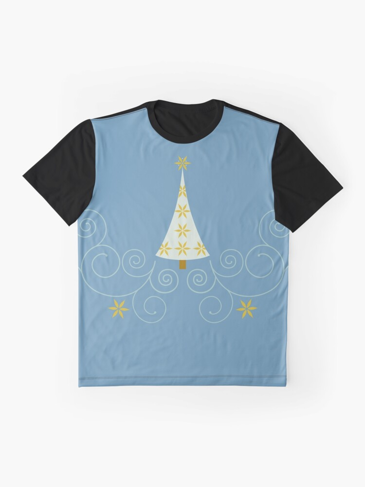 Alternate view of Holiday Greetings! Graphic T-Shirt