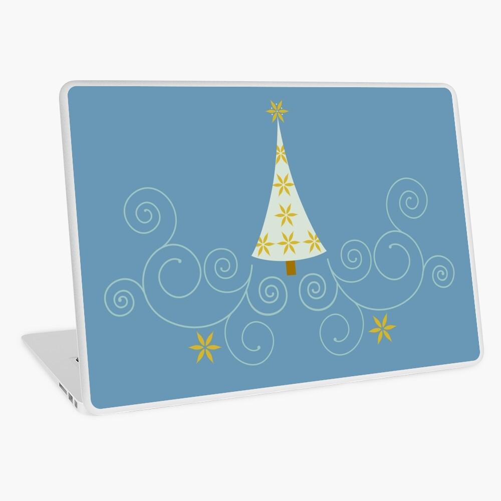 Holiday Greetings! Laptop Skin