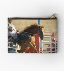 Hold on Tight - Cranbourne Rodeo 2010 Studio Pouch