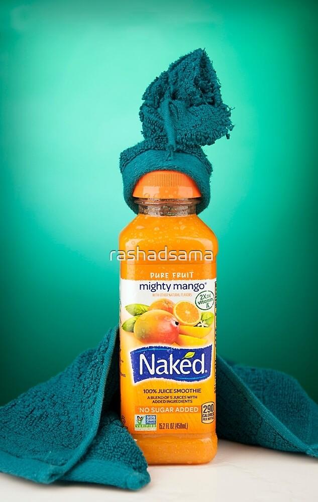 Naked and Refreshing by rashadsama