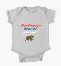 Go Cubs Go Kids Clothes