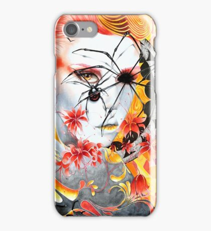 Black Milk V2 iPhone Case/Skin
