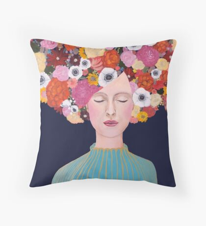celeste Throw Pillow