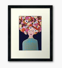 celeste Framed Print